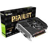 6GB Palit GeForce GTX 1660 Ti StormX OC Aktiv PCIe 3.0 x16 (Retail)
