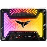 "1000GB TeamGroup T-Force Delta Phantom Gaming RGB, schwarz 2.5"""