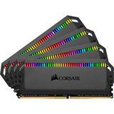32GB Corsair Dominator Platinum RGB DDR4-3600 DIMM CL18 Quad Kit