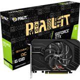 6GB Palit GeForce GTX1660 StormX OC retail