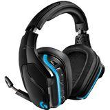 Logitech G935 kabelloses 7.1 Surround Sound GamingHeadset schwarz