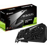 6GB Gigabyte GeForce GTX 1660 Ti AORUS Aktiv PCIe 3.0 x16 (Retail)