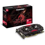 8GB Powercolor Radeon RX 580 Red Dragon DDR5 HDMI/DVI/DP retail