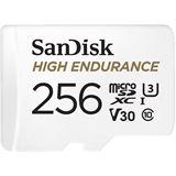 256GB SanDisk MicroSDXC High Endurance