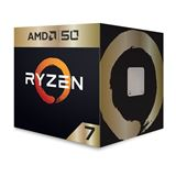 AMD Ryzen 7 2700X 50th Anniversary Edition 8x 3.70GHz So.AM4 BOX