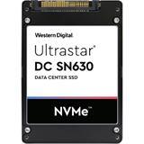 960GB WD Ultrastar DC SN630 U.2 PCIe 3.1 x4 (0TS1617)