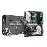 ASRock Z390 Steel Legend Intel Z390 So.1151 Dual Channel DDR4 ATX