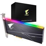 1000GB Gigabyte Aorus RGB AIC Add-In PCIe 3.0 x4 NVMe 1.3 3D-NAND TLC