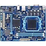 Gigabyte GA-78LMT-S2 AMD 760G/SB710 So.AM3+ Dual Channel DDR3 mATX