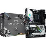 ASRock X570 Steel Legend AMD X570 So.AM4 Dual Channel DDR4 ATX Retail