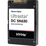 "7680GB WD Ultrastar DC SN630 2.5"" (6.4cm) PCIe 3.0 x4 3D-NAND"