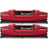 16GB G.Skill RipJaws V rot DDR4-3600 DIMM CL19 Dual Kit