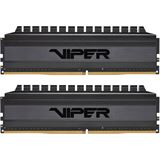 16GB (2X8GB) Patriot Viper Blackout DDR4-3000 MHz