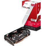 8GB Sapphire Radeon RX 5700 Pulse 8G GDDR6 HDMI / TRIPLE DP OC W/ BP