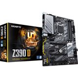 Gigabyte Z390 D (Z390,S1151,ATX,DDR4)