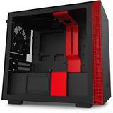 NZXT H210i Mini-ITX Glasfenster CA-H210i-BR rot