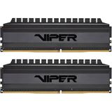 16GB (2 x 8GB) Patriot Viper 4 Blackout Series DDR4 4000MHz Kit