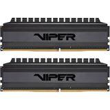 16GB (2x8GB) Patriot Viper 4 Blackout DIMM Kit DDR4-3200 CL16-18-18-36