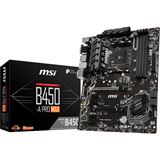 MSI B450-A Pro MAX AMD B450 So.AM4 Dual Channel DDR4 ATX Retail