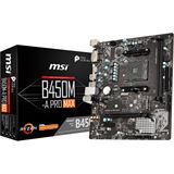MSI B450M-A PRO MAX B450 DDR4 AM4 (Retail)