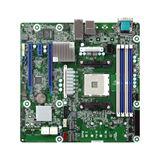 ASRock Mainboard X470D4U2-2T Sockel AM4 mATX