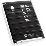 WD BLACK P10 5TB GAME DRIVE FOR XBOX USB 3.2 6,4cm 2,5Zoll RTL,