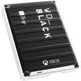 WD BLACK P10 3TB GAME DRIVE FOR XBOX USB 3.2 6,4cm 2,5Zoll RTL,