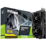 6GB ZOTAC GeForce GTX 1660 Super Gaming 2 Fan ,GDDR6,3xDP,3xHDMI