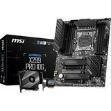 MSI X299 PRO10G 7B94-002R S.2066 retail