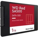1TB WD Red NAS SSD SA500 SATA III 6 Gb/s