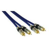 (€3,97*/1m) 3.00m InLine Audio Anschlusskabel Premium-Line