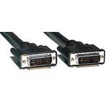 (€2,65*/1m) 3.00m InLine DVI-D Anschlusskabel DVI 18+1 Stecker