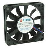 Titan TFD-7015M12C 70x70x15mm 3500 U/min 34 dB(A) schwarz