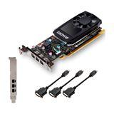 2GB PNY Quadro P400 DVI V2 2GB GDDR5 PCIe 3.0 x16 (VCQP400DVIV2-PB)