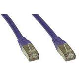 (€3,91*/1m) 1.00m InLine Cat. 6 Patchkabel S/FTP PiMF RJ45
