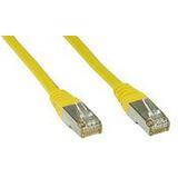(€0,53*/1m) 30.00m InLine Cat. 6 Patchkabel S/FTP PiMF RJ45
