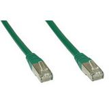 (€1,64*/1m) 3.00m InLine Cat. 6 Patchkabel S/FTP PiMF RJ45