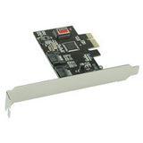 InLine 76611A 2 Port PCIe x1 RAID 0,1 retail