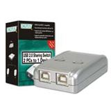 Digitus DA-70135 2-fach USB 2.0 Sharing Switch