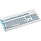 CHERRY G80-3000LPCDE-0 PS/2 & USB Deutsch weiß