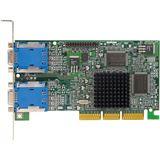32MB Matrox Millenium G450 Passiv AGP (Bulk)