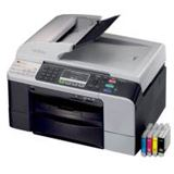 Brother MFC-5860CN A4 6000dpi Color Tinte MFP USB schwarz