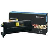 Lexmark Toner 00C9202YH Gelb