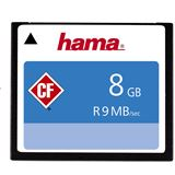 8 GB Hama High Speed Compact Flash TypI 66x Bulk