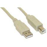 (€0,71*/1m) 7.00m InLine USB2.0 Anschlusskabel USB A Stecker auf