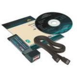 Dawicontrol DC-300 eCard 2 Port eSATA Card / 34 retail