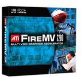 128MB ATI Radeon FireMV 2200 passiv DDR PCIe