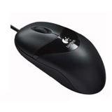 Logitech Pilot Optical Mouse schwarz