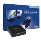 Matrox DualHead2Go Analog USB Edition Adapter für 2x VGA Stecker
