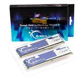 4GB G.Skill PQ Series DDR2-667 DIMM CL4 Dual Kit